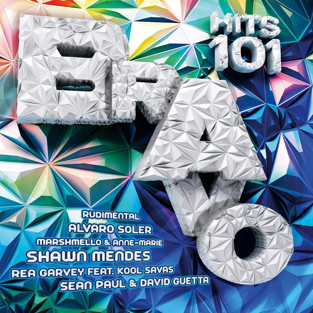 Bravo Hits 101 Part 2018.Der Neue Megamix in radio