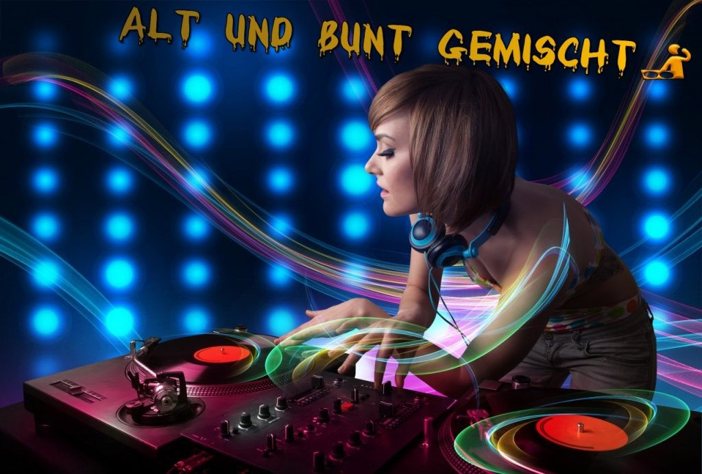 ALT UND BUNT Gemischt Neu 2017dj Shorty 44in Mix n
